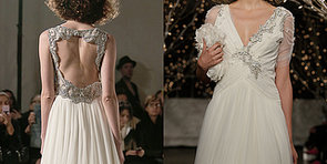 Weddings: Dream Dresses From Bridal Fashion Week