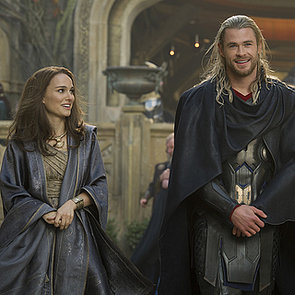 Thor The Dark World Clip: Natalie Portman and Kat Dennings