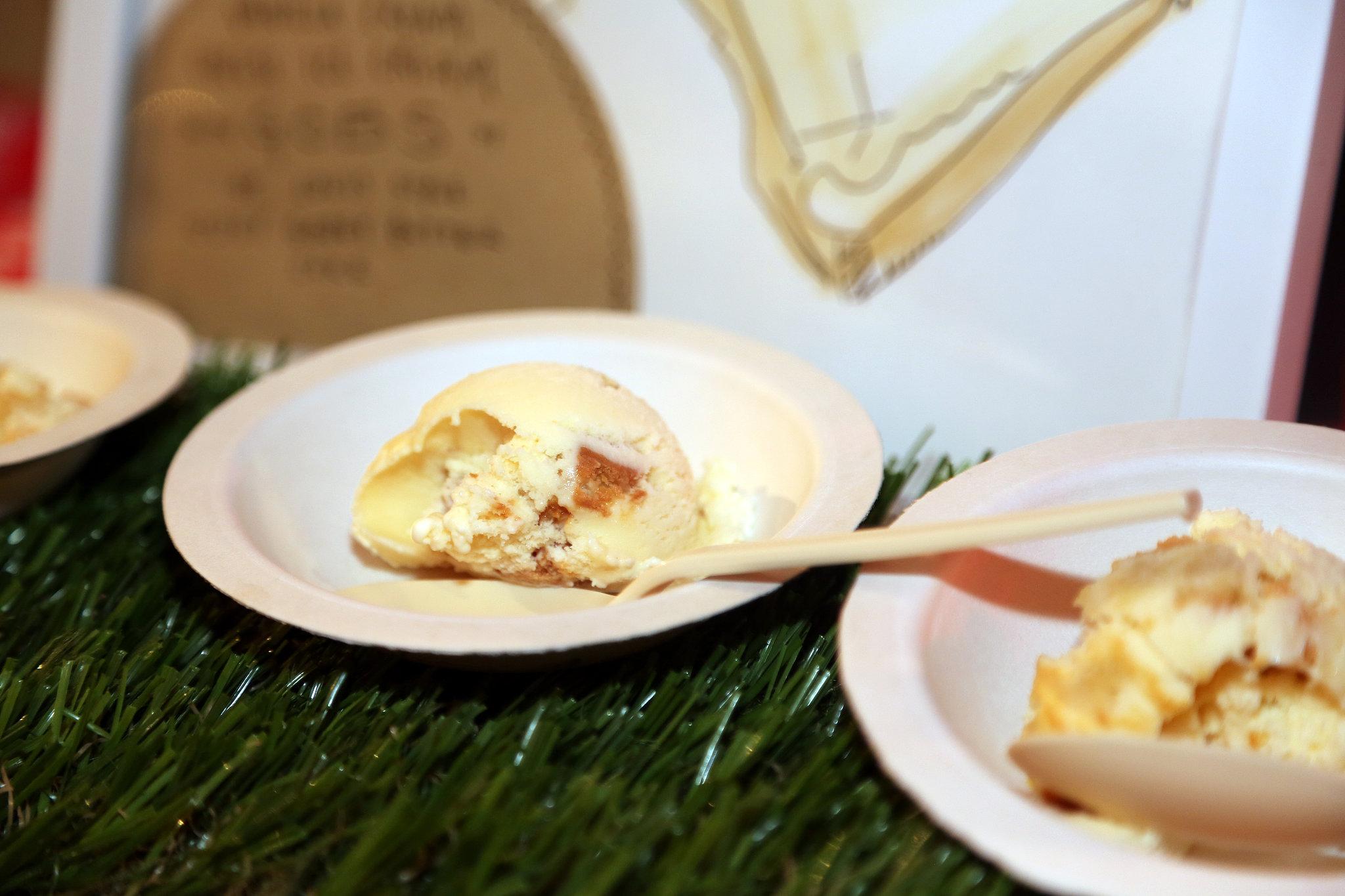 Ample Hills Creamery Ooey Gooey Butter Cake