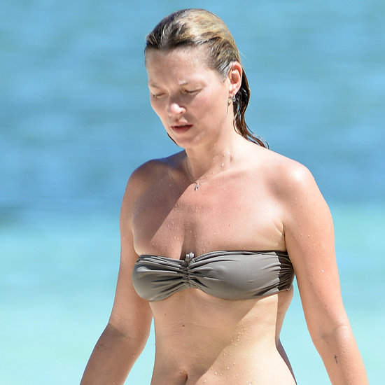 Kate Moss on Vacation in Jamaica | Pictures