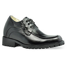 men elevate dress shoes that give you height 9cm / 3.54inch