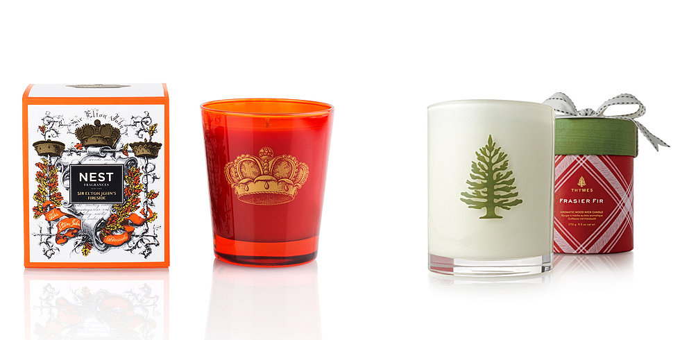 12 Holiday Candles We'd Want as Gifts