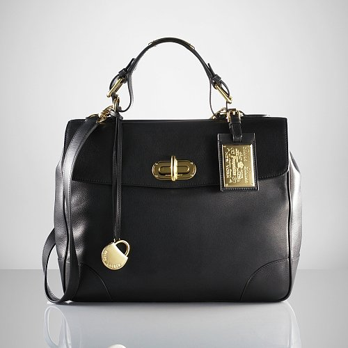 Ralph Lauren Tiffin Bag