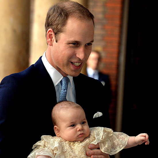 Prince George's Godparents