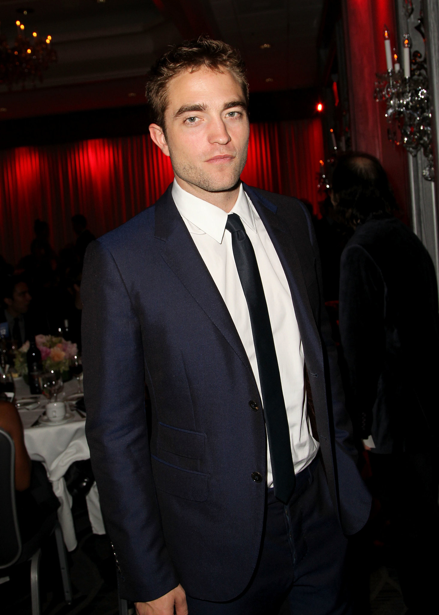 The Joke We Can't Believe Robert Pattinson Made