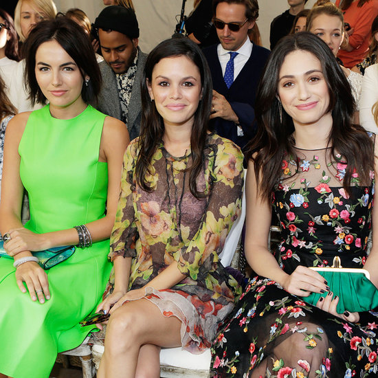 Celebrity Beauty At 2013 CFDA/Vogue Awards: Rachel Bilson