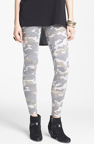 BP. Camouflage Leggings (Juniors)