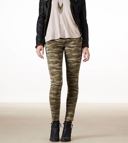 AE Camo Jegging Ankle