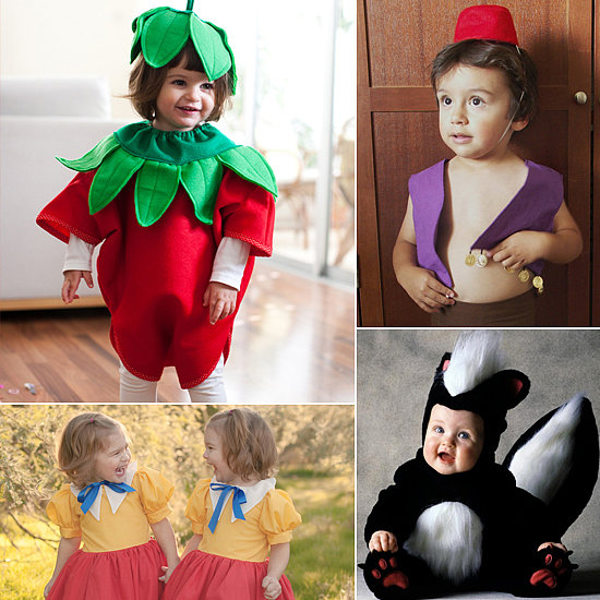 Last-Minute Halloween Costumes For Kids | POPSUGAR Moms