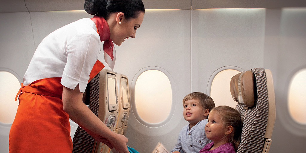 Would You Employ a Nanny at 30,000 Feet?