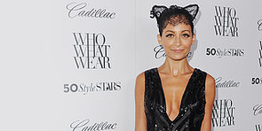 Turns Out Nicole Richie Is a Cat Lady