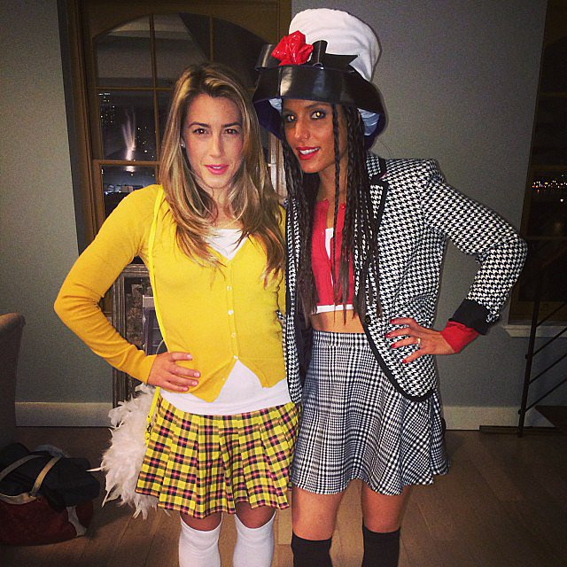 Dionne and Cher: The Costume