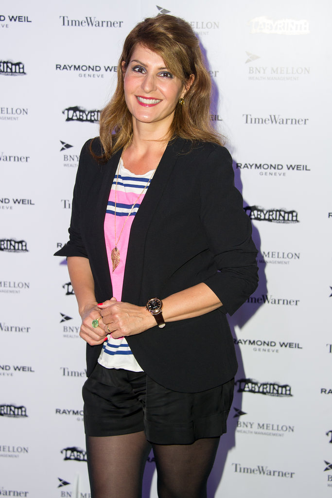 Nia Vardalos was among the guests at the event.
