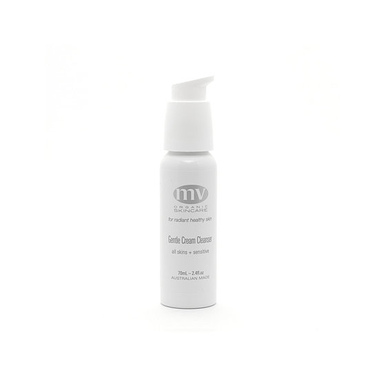 One of the best tips I have received from skin care expert Sharon McGlinchey: avoid foaming cleansers and replace them with a cream cleanser. We need all the moisture we can get during the colder months, so now is prime time to make the switch. McGlinchey's own MV Skincare Cream Cleanser ($49) removes makeup and impurities without stripping your skin. Her line is a favorite of Poppy Delevingne and Rosie Huntington-Whiteley, and since I started to use this cleanser daily, I've have been tempted to skip my moisturizer altogether — it's that good.  — KJ