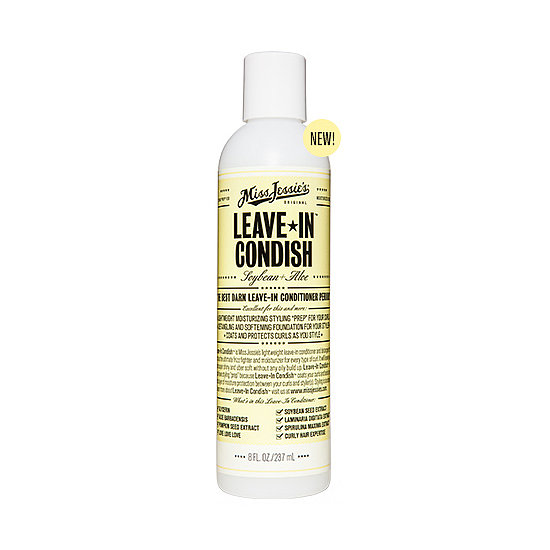 Do you ever wish that your leave-in conditioner did more? Well, the new Miss Jessie's Leave-in Condish ($11) will leave your curls satisfied. It's light enough to pile other products on top, but it will prevent gel from becoming too crunchy. Did we mention that detangling took less time? You'll find plenty of reasons to love this multitasking product, too.  — JC