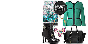 Boots, Bags, and Winter Warmers: Our November Fashion Must Haves