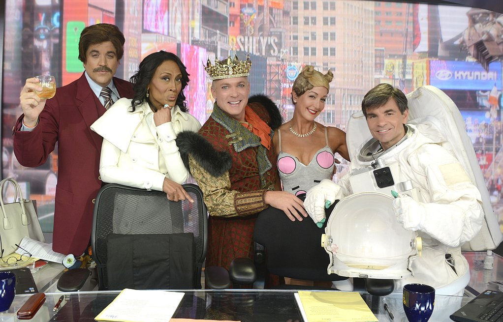 Good Morning America Halloween Costumes The Good Morning America Team