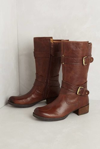 Ashton Buckle Boots