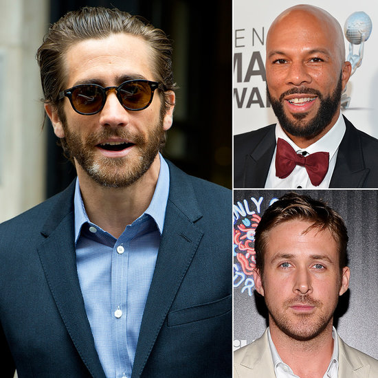 Why We're Definitely Not Over Men's Facial Scruff