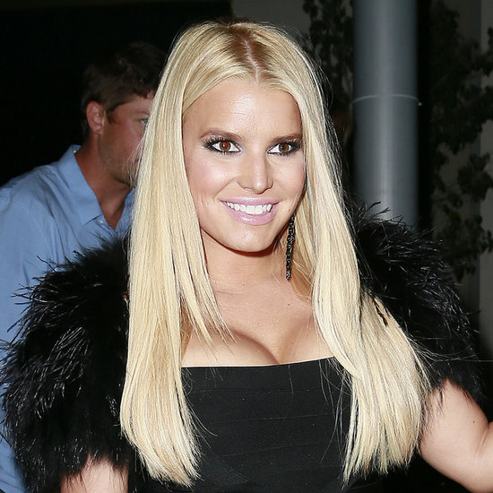 Jessica Simpson With Ashlee Simpson and CaCee Cobb