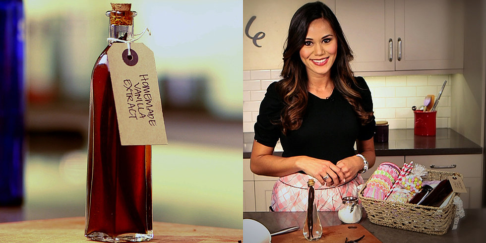 This Holiday, Give the Gift of Homemade Vanilla Extract