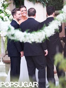 Lance-Bass-attended-Karly-Skladany-Chris-Kirkpatrick-wedding
