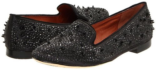 Sam Edelman - Adena (Black Satin) - Footwear