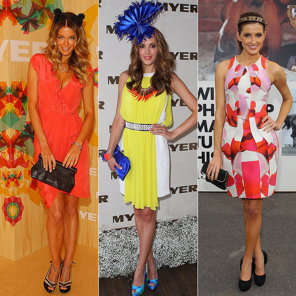 The Most Memorable Melbourne Cup Looks from Over the Years