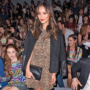 Celebrities who wear leopard print