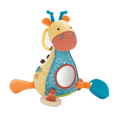 For Infants: Skip Hop Giraffe Safari Activity Toy
