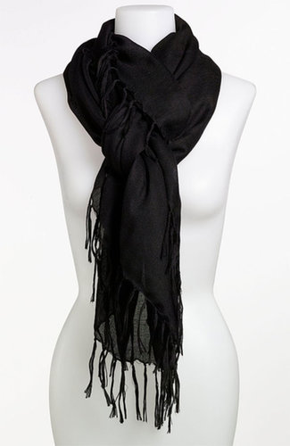 Echo 'All Over Fringe' Scarf