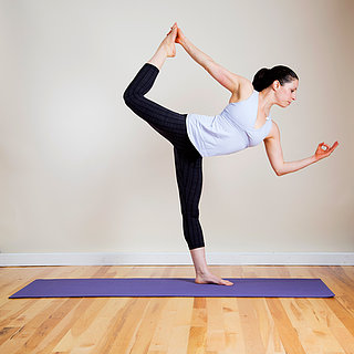 Holy Hot! Yoga Sequence to Do Your Tight Trousers Justice