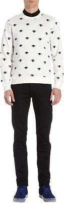 Kenzo All-Over Eye Sweatshirt
