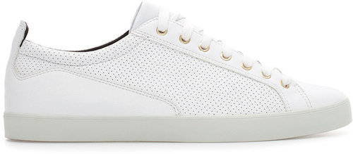 Micro-Perforated Sneaker