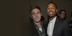 Michael B. Jordan and Zac Efron: Too Handsome to Handle