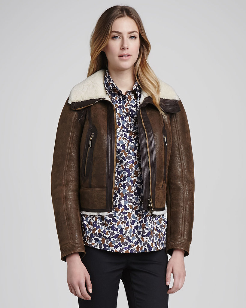 Burberry's been doing this style ($2,495) perfectly for years now, and as they say, why mess with something that's not broken?