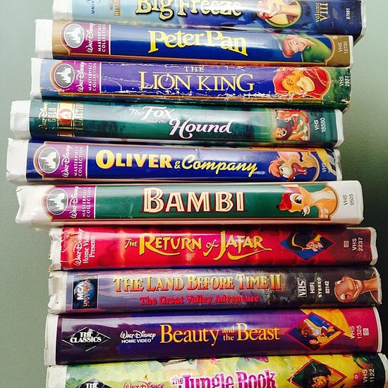 Best Things About VHS