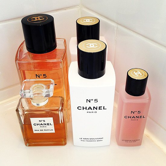 Review of Chanel No 5 The Hair Mist