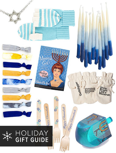 Get a head start on the holiday spirit with this Hanukkah gift guide for your favorite ladies — shop all the great picks on POPSUGAR Love & Sex.