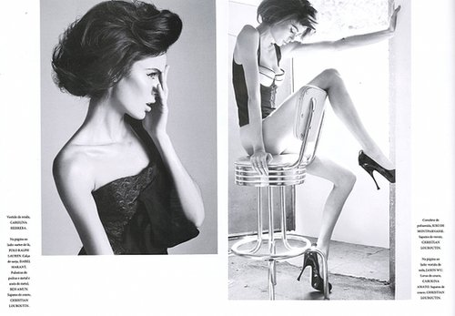 Nicole Trunfio Famous Model