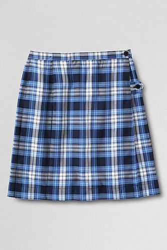 Women's Plaid Kilt (Below The Knee)