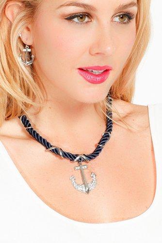 Sailor Inspired Necklace Set