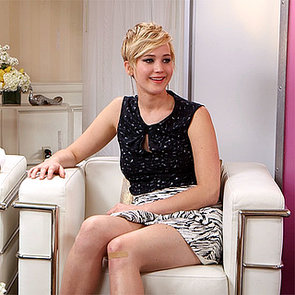Celeb Interview: FunnyJennifer Lawrence & Josh Hutcherson