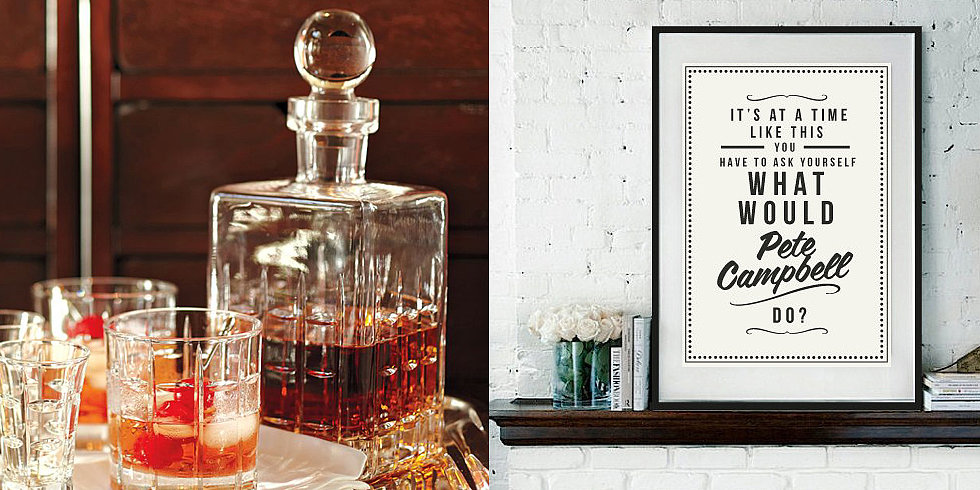 Holiday Gifts For the Mad Men (or Women) in Your Life