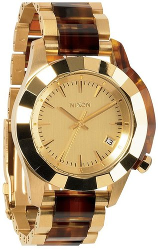Nixon 'The Monarch' Bracelet Watch, 38mm