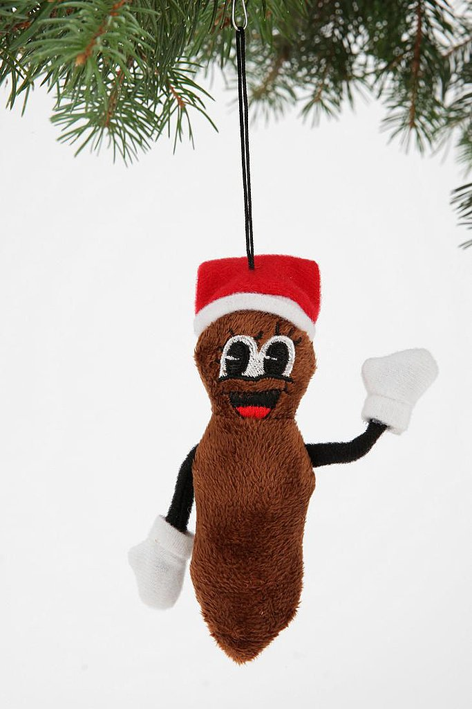Mr. Hanky Ornament ($8)