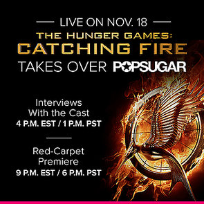 Catching Fire on POPSUGAR Live