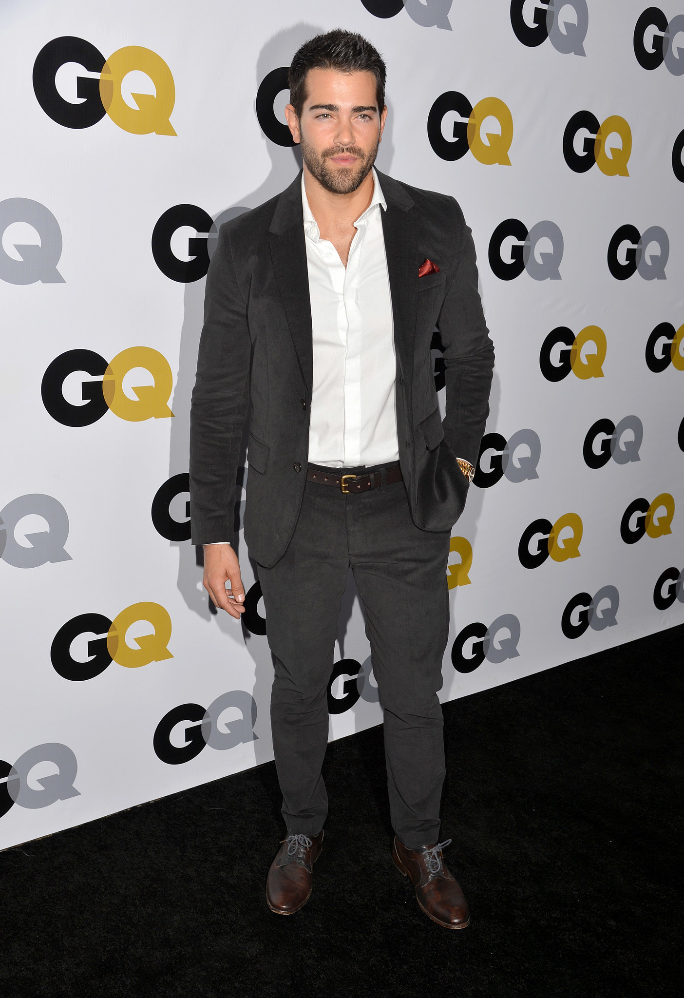 Jesse Metcalfe was on hand for the LA event.
