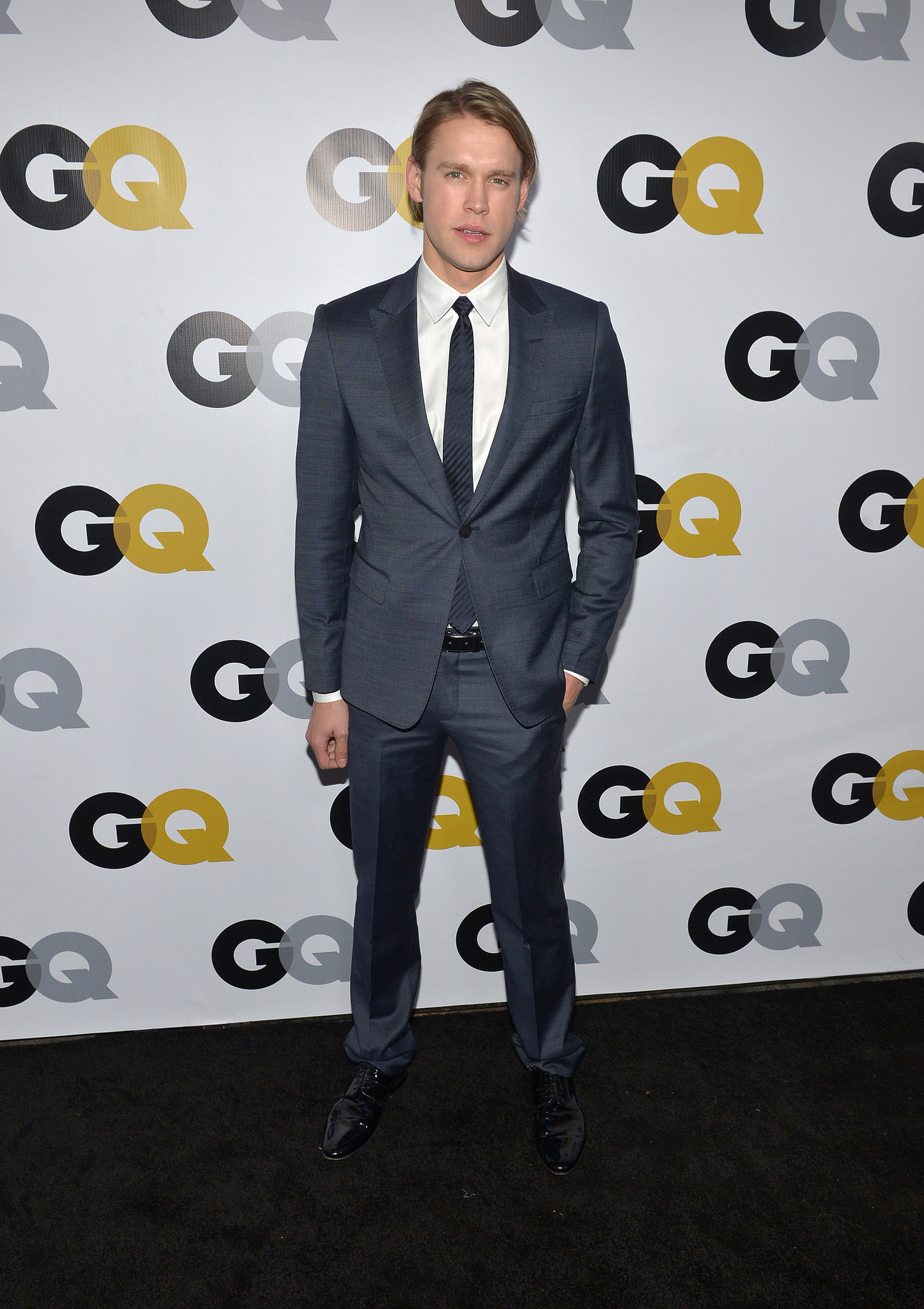 It's Raining Gentlemen at the GQ Party
