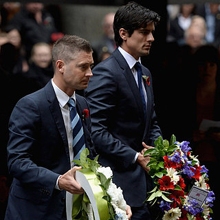 2-13 Rememberance Day Events: Kate Middleton, Michael Clarke